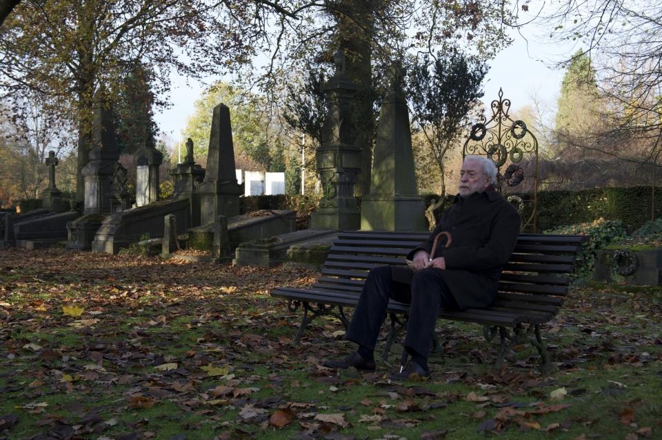 кадры из фильма Последняя любовь мистера Моргана Майкл Кейн,