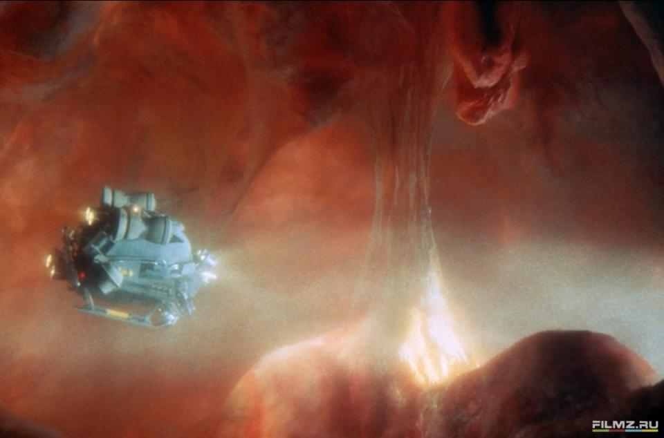 кадры из фильма Внутреннее пространство
