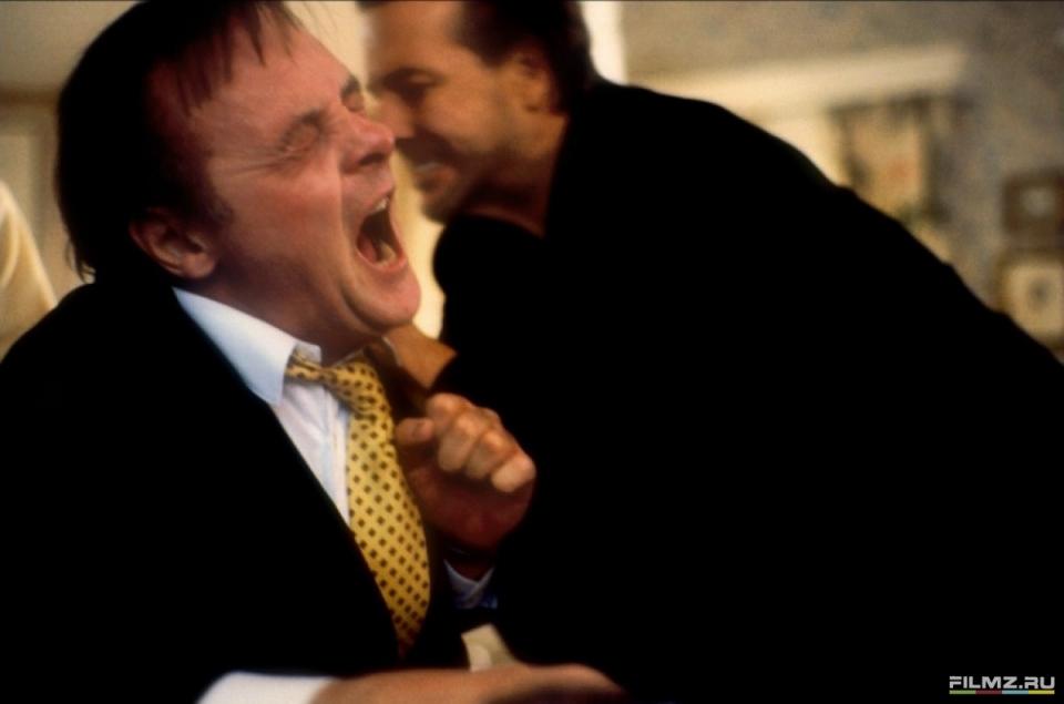кадры из фильма Часы отчаяния Энтони Хопкинс, Микки Рурк,