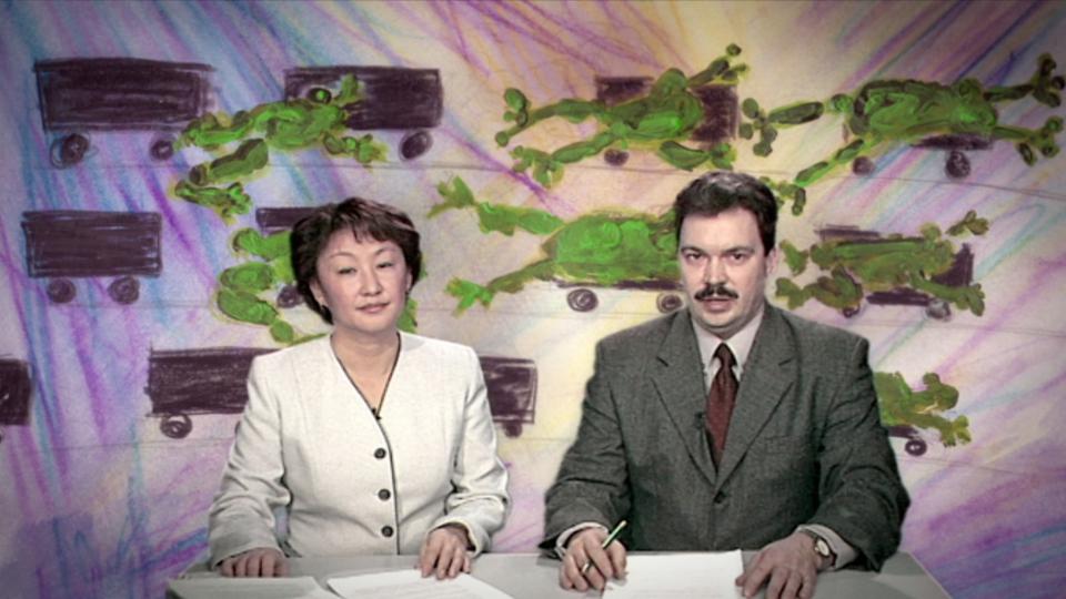 кадры из фильма Бирмингемский орнамент