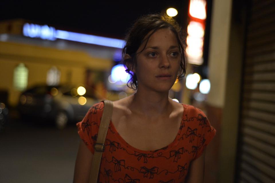 кадры из фильма Два дня, одна ночь Марион Котийар,