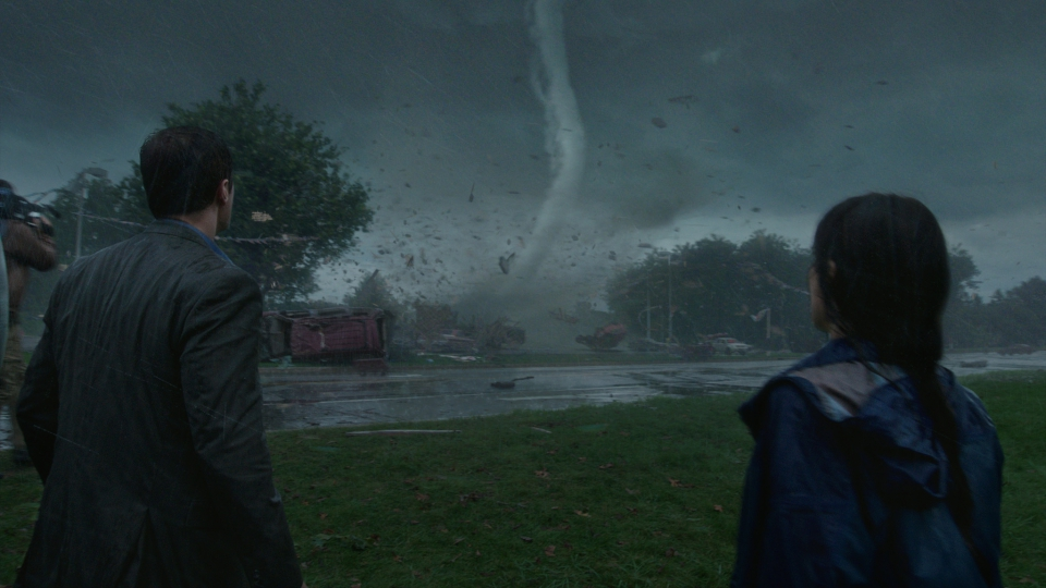 кадры из фильма Навстречу шторму