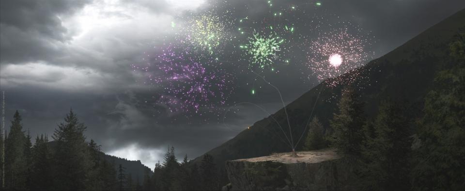 кадры из фильма Букашки 3D. Приключение в Долине Муравьев