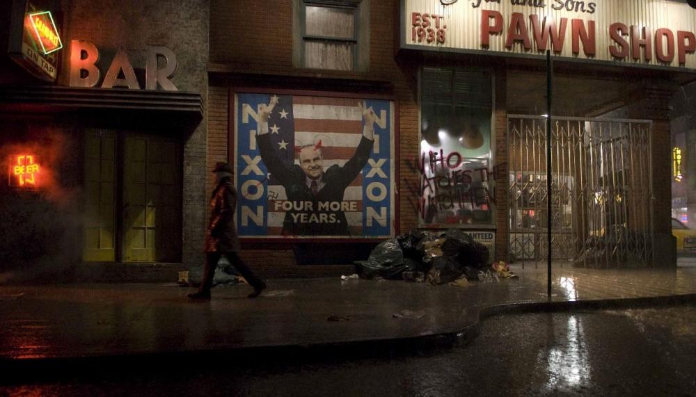 кадры из фильма Хранители