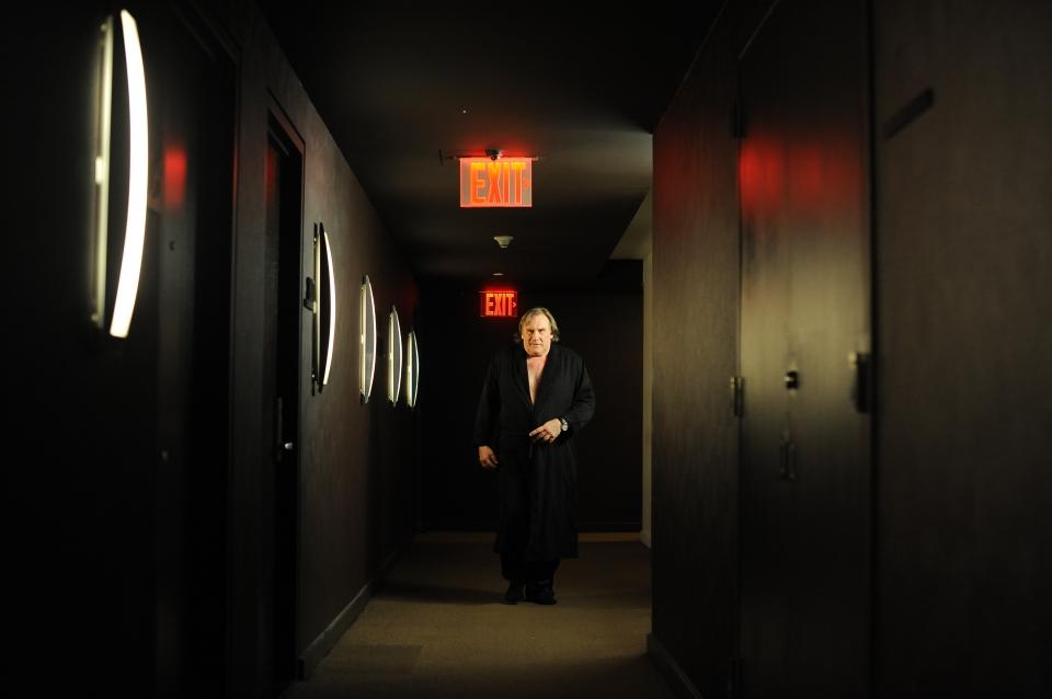 кадры из фильма Добро пожаловать в Нью-Йорк Жерар Депардье,