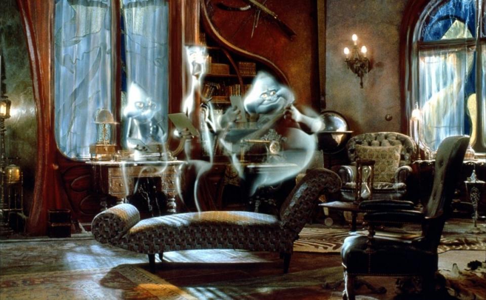 кадры из фильма Каспер