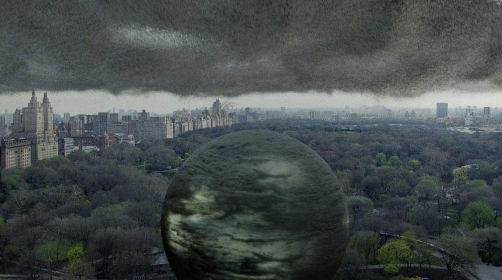 кадры из фильма День, когда Земля остановилась
