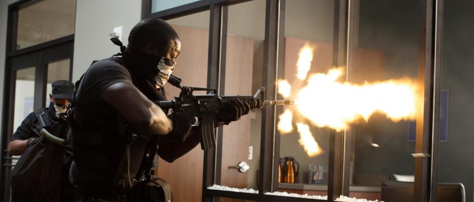 кадры из фильма Ограбление по-американски
