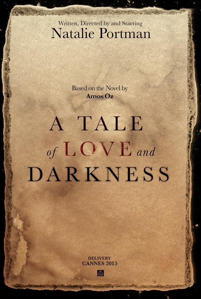 плакат фильма сейлс-арт Повесть о любви и тьме