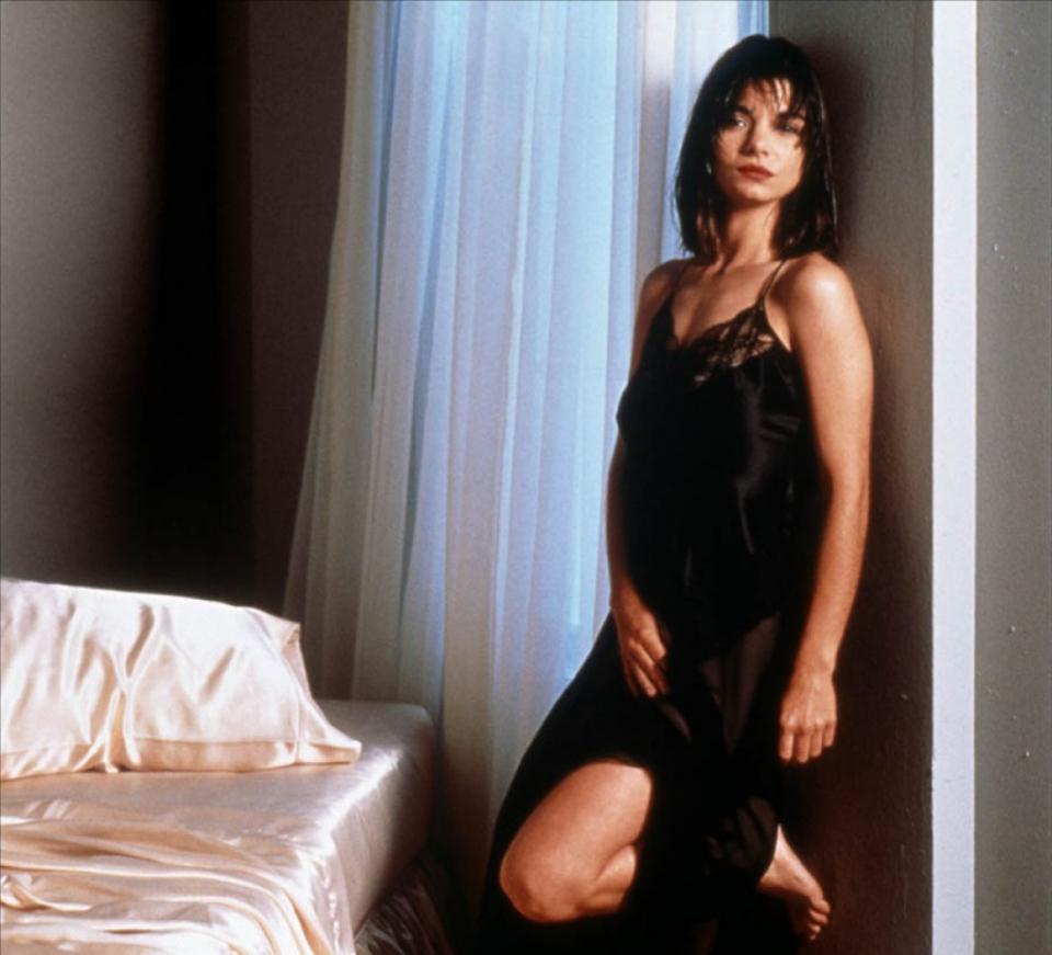 кадры из фильма Секс, ложь и видео Лаура Сан Джакомо,