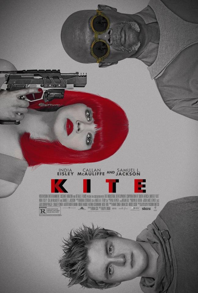 плакат фильма постер Кайт