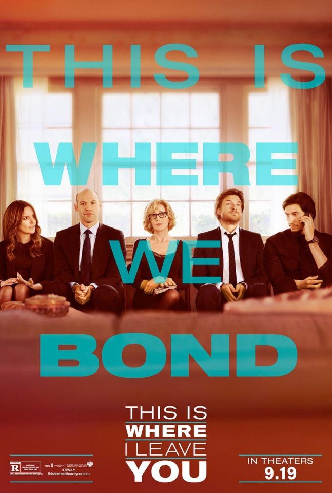 плакат фильма постер Дальше живите сами
