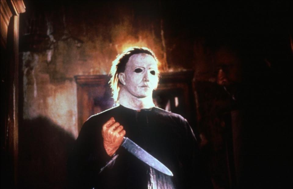 Фильм Хэллоуин 5