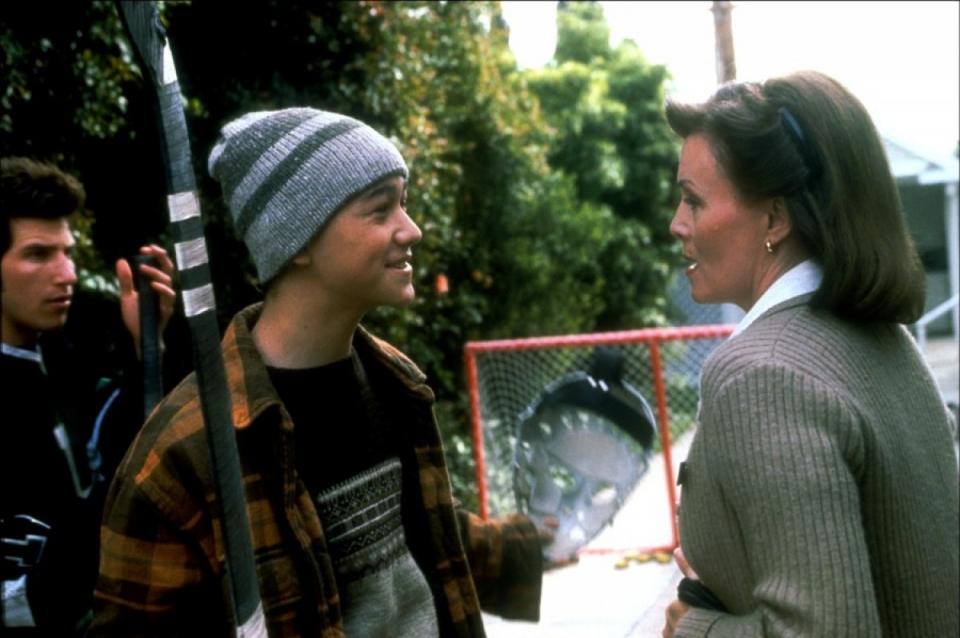 кадры из фильма Хэллоуин: Двадцать лет спустя Джозеф Гордон-Левитт, Джейми Ли Кертис,