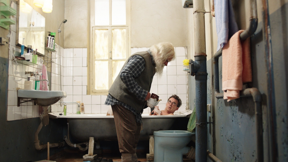 кадры из фильма Дедушка моей мечты