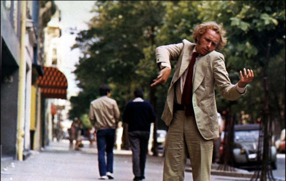 кадры из фильма Высокий блондин в черном ботинке Пьер Ришар,