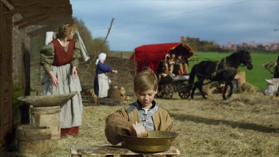 кадры из фильма Великие мечтатели