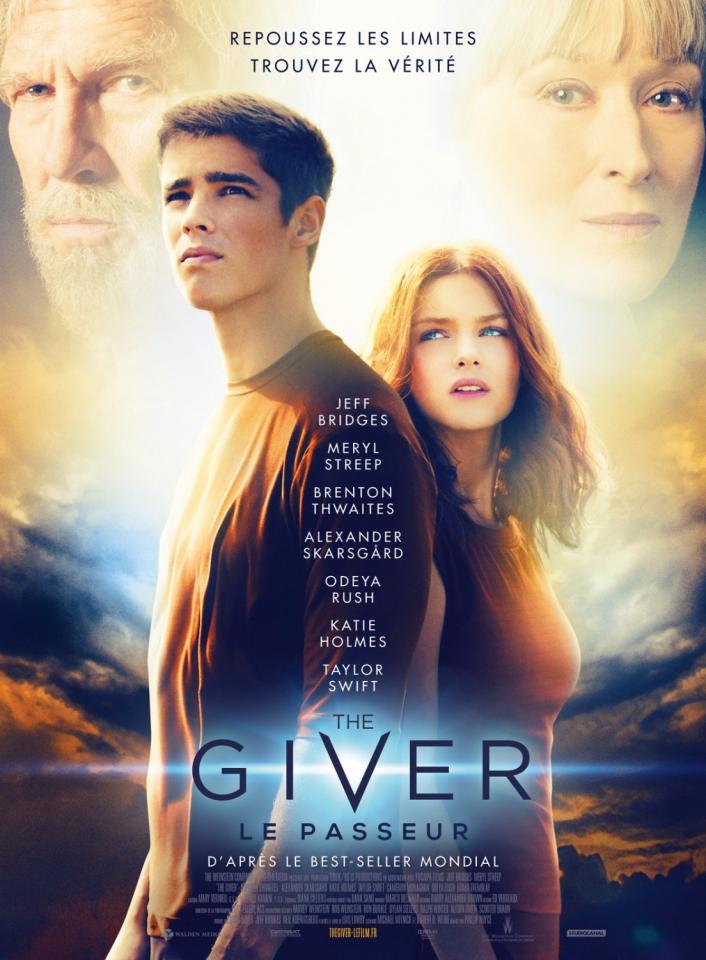 плакат фильма постер Посвященный