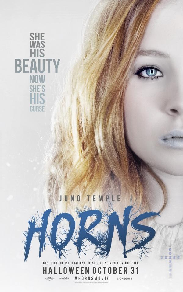 плакат фильма характер-постер Рога