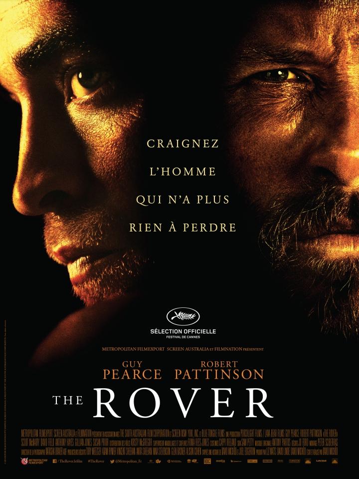 плакат фильма постер Ровер