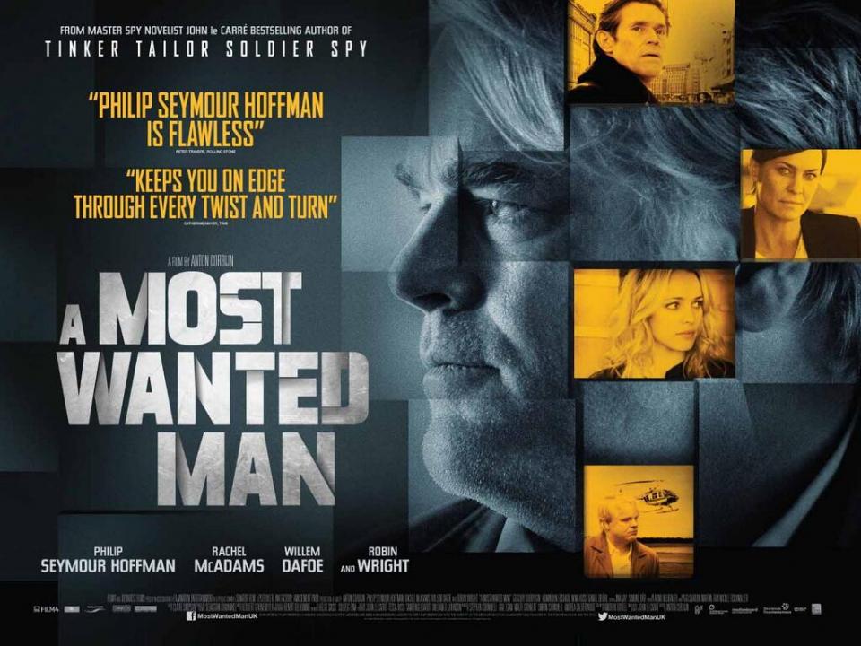плакат фильма биллборды Самый опасный человек