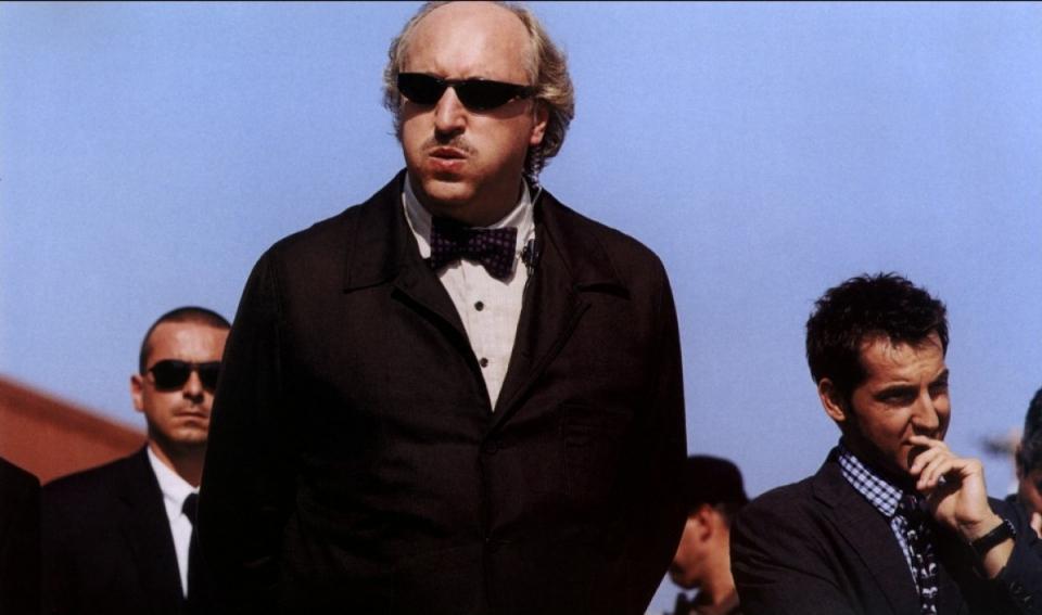 кадры из фильма Такси 2 Бернар Фарси, Фредерик Дифенталь,