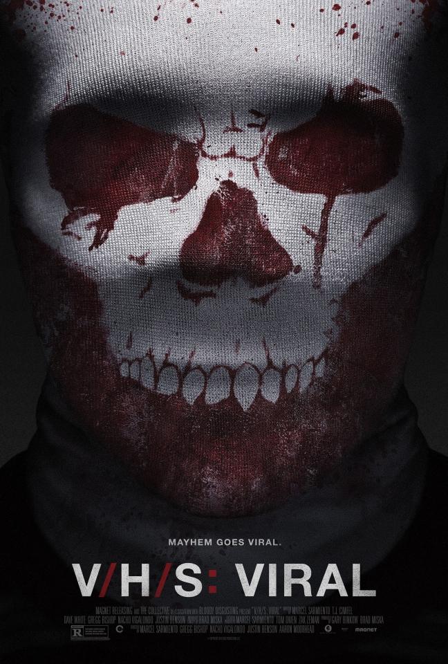 плакат фильма постер З/Л/О 3: Новый вирус