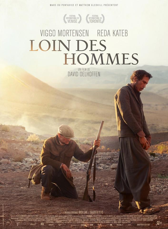 плакат фильма постер Вдалеке от людей*