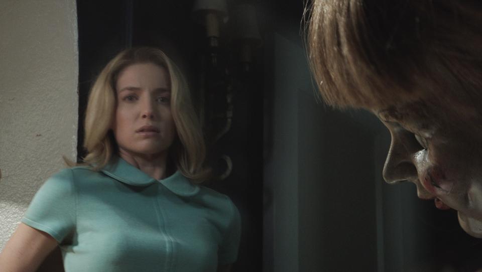 кадры из фильма Проклятие Аннабель