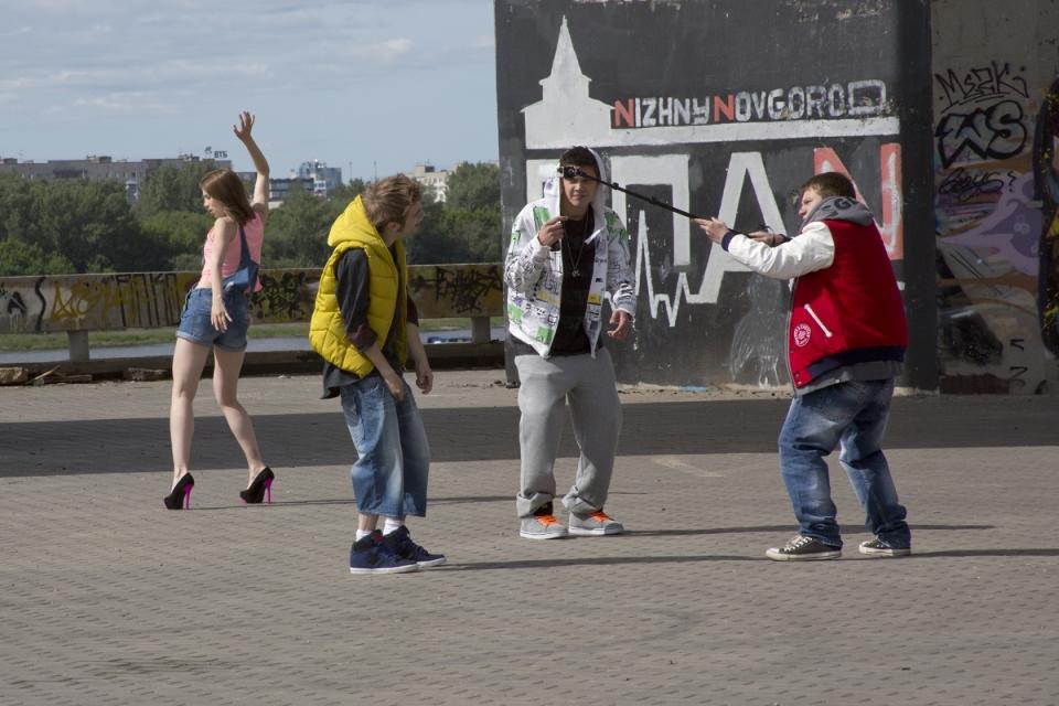 кадры из фильма Выпускной