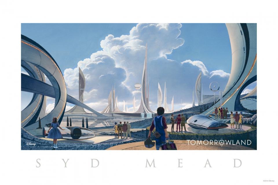 концепт-арты Земля будущего
