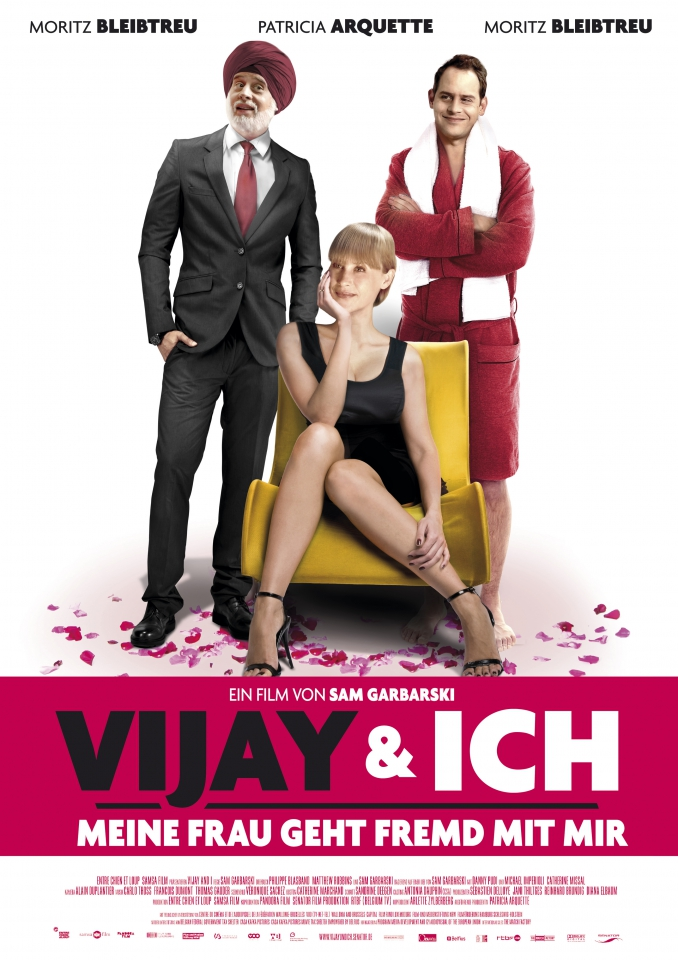 плакат фильма постер Виджай и я