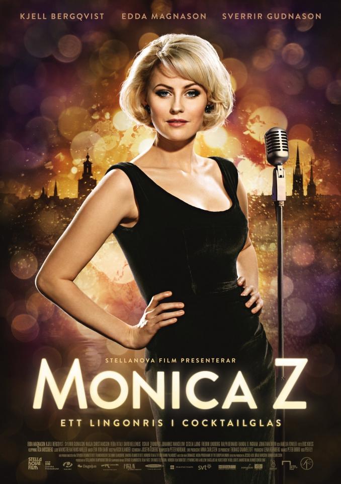 плакат фильма постер Вальс для Моники