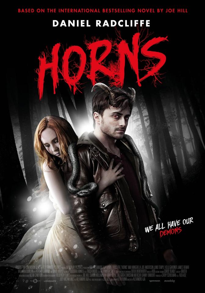 плакат фильма постер Рога