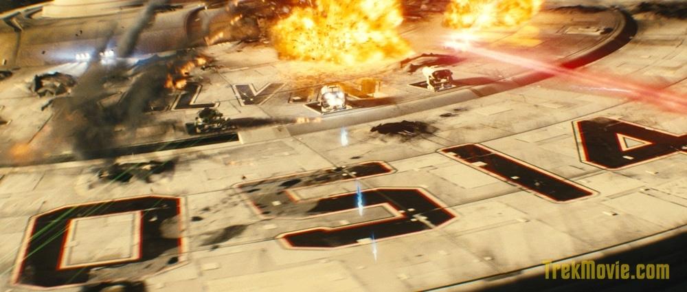 кадры из фильма Звездный путь