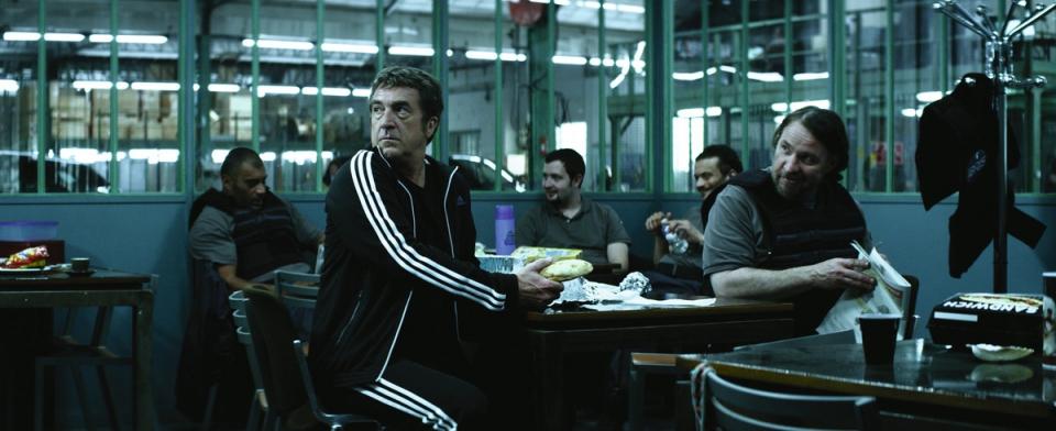 кадры из фильма 11.6 Франсуа Клюзе, Були Ланнер,