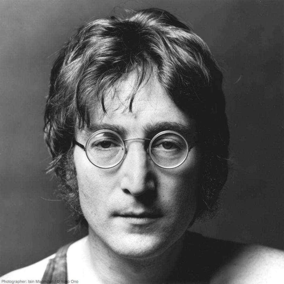 портреты Джон Леннон Джон Леннон,
