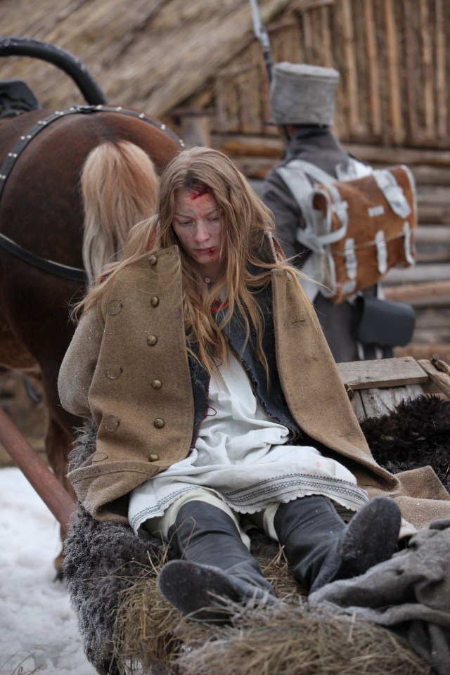 кадры из фильма Василиса