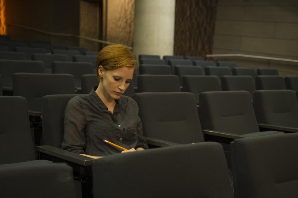кадры из фильма Исчезновение Элеанор Ригби Джессика Честейн,