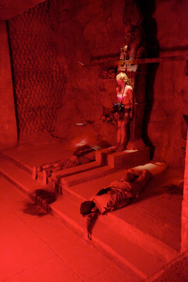 кадры из фильма Пирамида