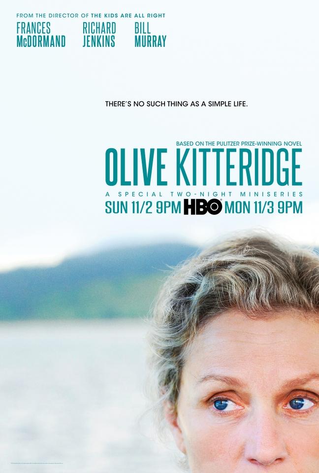 плакат фильма постер Что знает Оливия?