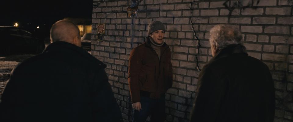 кадры из фильма Дурак