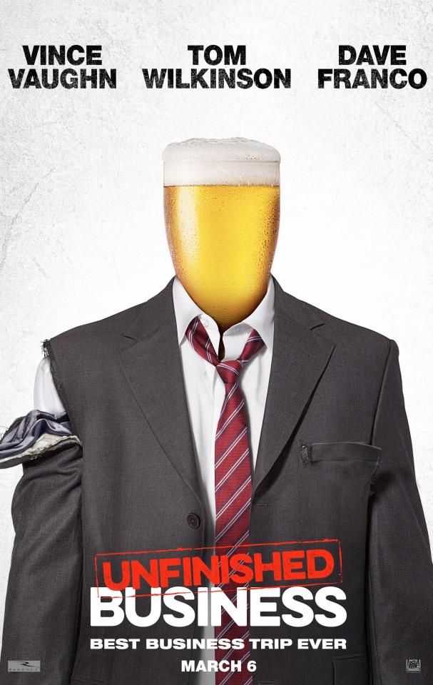 плакат фильма постер Между делом