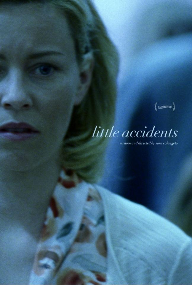 плакат фильма характер-постер Маленькие происшествия*
