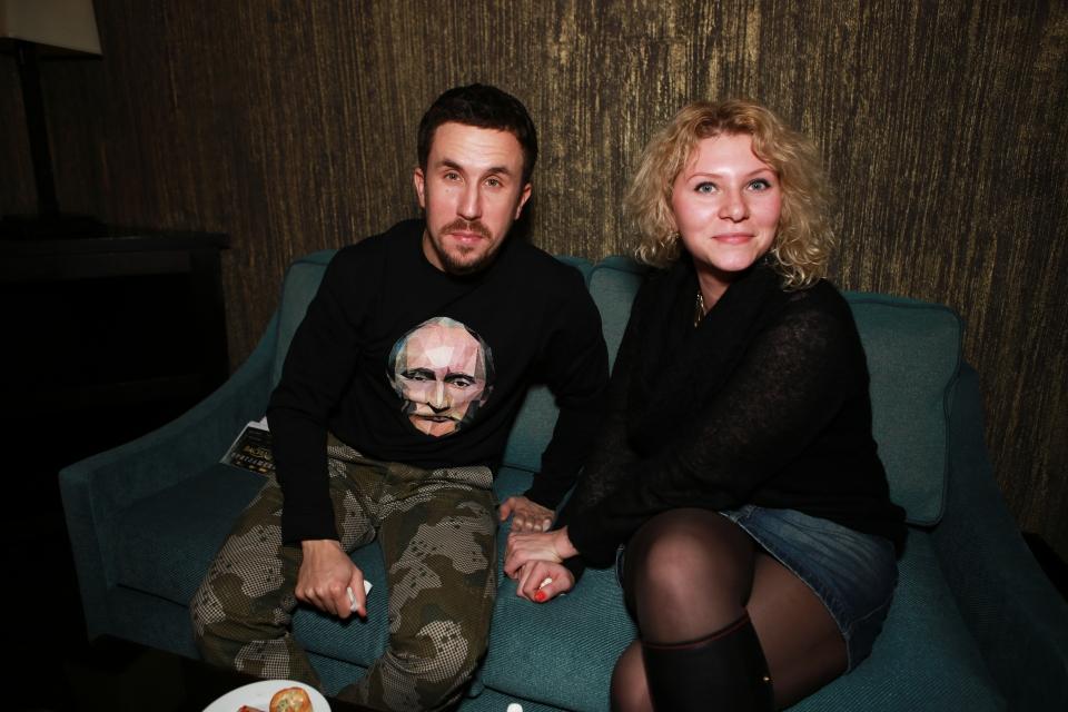 After-party премьеры фильма «Василиса»