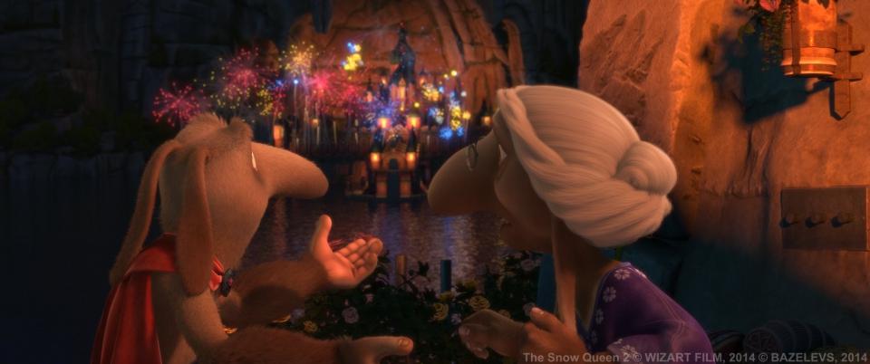 кадры из фильма Снежная королева 2: Перезаморозка