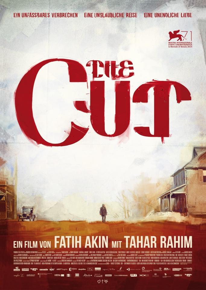 плакат фильма постер Шрам