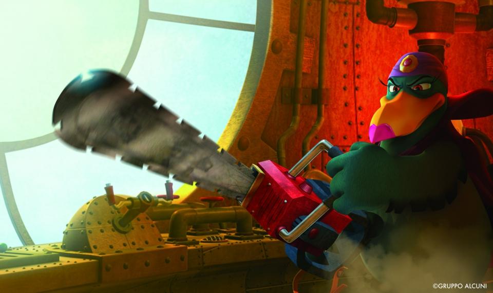 кадры из фильма Звериный отряд
