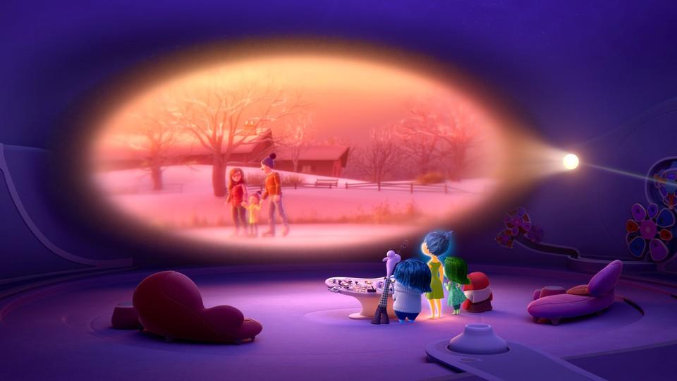 кадры из фильма Головоломка