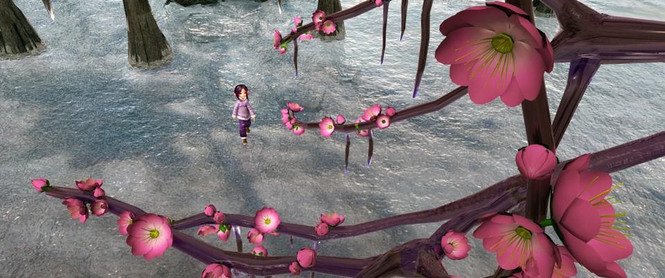 кадры из фильма Волшебная страна 3D